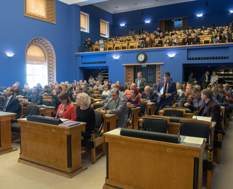 Külli Taro: Eesti riigi õigus ehk 300 000 eurot aastas veel ühele kehandile