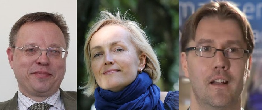 Тiit Tammaru, Kristina Kallas, Raul Eamets: the Future of the Estonian Nation State