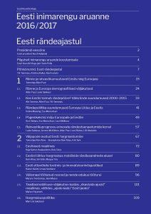Eesti iniarengu aruanne 2016/2017